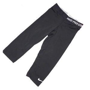Nike pro combat dri-fit compression pants xs